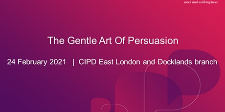 The Gentle Art of Persuasion tickets