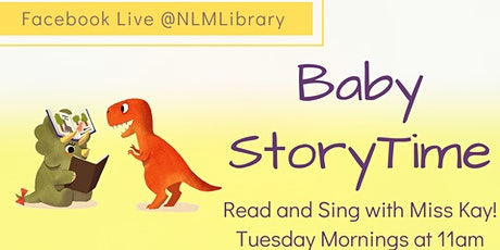 Baby StoryTime Live tickets