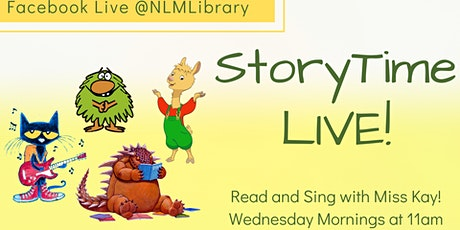 Preschool StoryTime Live tickets
