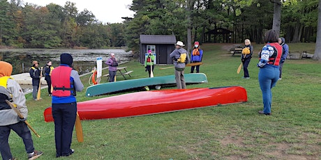 May 8-9, ORCKA Basic 1, 2 and 3 (tandem) Canoeing Certification tickets