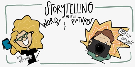 Amy Silverman and Patrick Bryant: Storytelling with Words and Pictures tickets