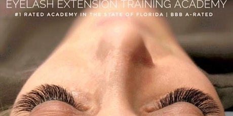 Classic Eyelash Extension Training by Pearl Lash April - May 2021 tickets