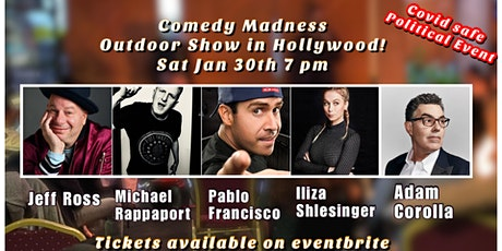 Iliza Shlesinger  Adam Corolla Jeff Ross Pablo Francisco tickets