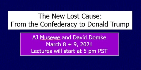 THE NEW LOST CAUSE: From the Confederacy to Donald Trump tickets