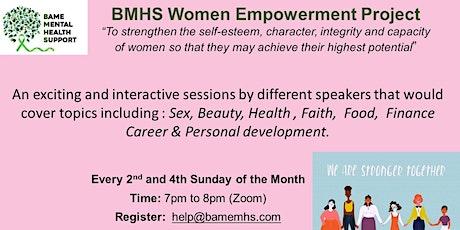 BMHS Women Empowerment Events tickets