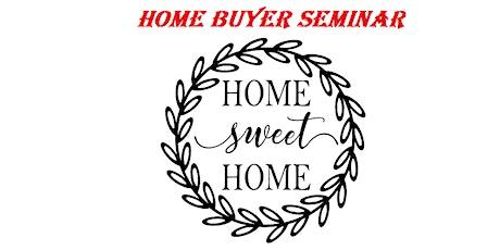 FREE: HOME BUYER WEBINAR tickets