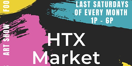 HTX Market x Urban South HTX Brewery Last Saturdays - Market + Artshow tickets