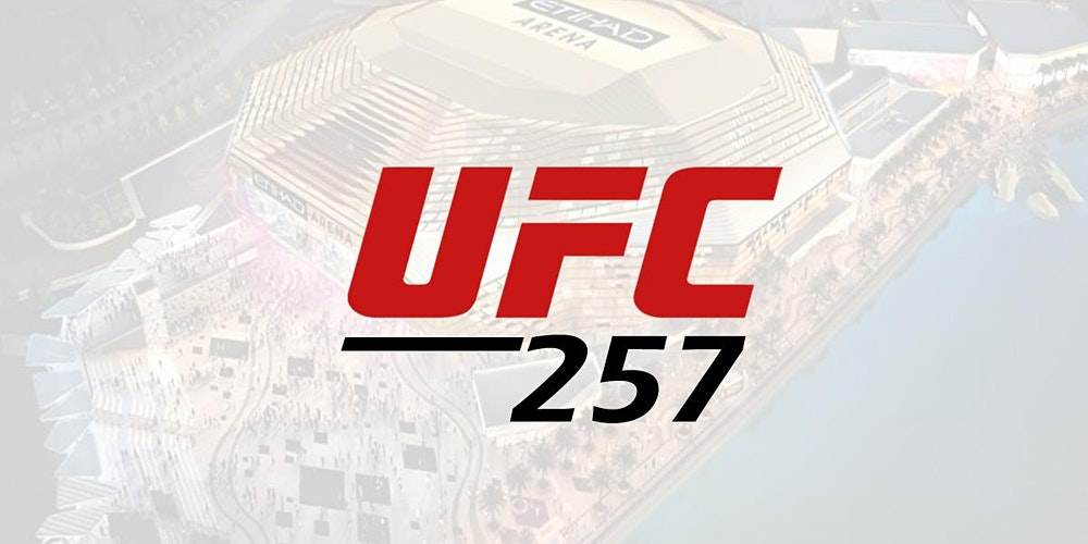 FIGHT@!!..@ UFC 257 LIVE ON 2021 Tickets, Fri, Mar 5, 2021 at 7:00 PM | Eventbrite