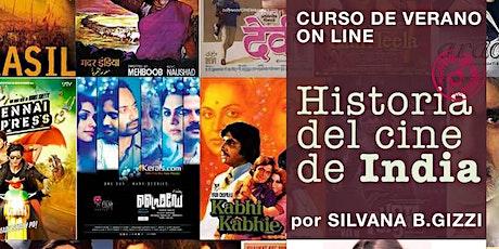 CURSO DE VERANO - EL CINE DE INDIA - entradas