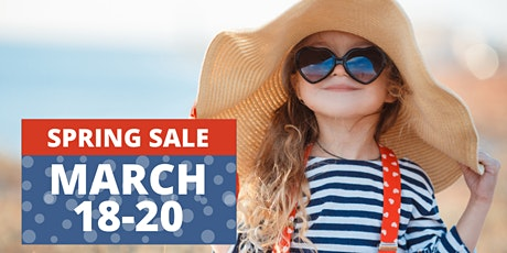 JBF Woodlands & Conroe Huge Consignment Sale- Spring 2021 tickets