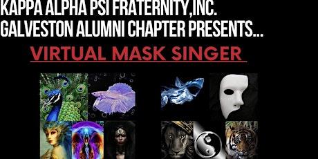 GAC Kappa Alpha Psi- The Virtual Masked Singer 2021. tickets