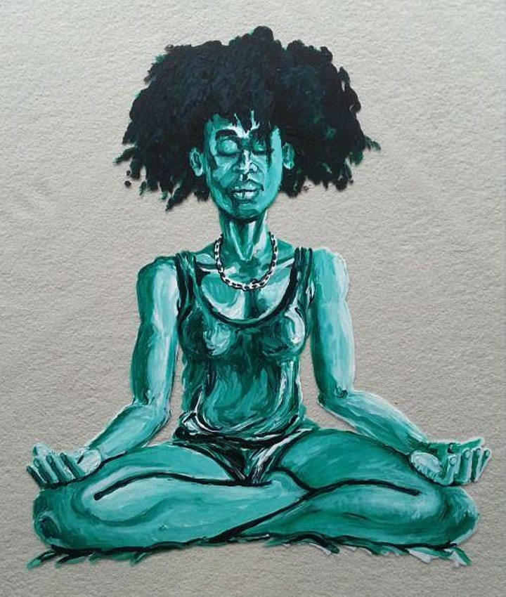 Moor Sunday Morning Meditation - 9am BST London Time image