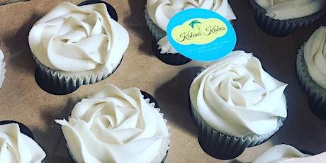 Cupcake Decorating & Buttercream Basics with Kalani Kakes tickets