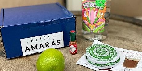 Mezcal Amaras/Verde Momento Hybrid Tasting tickets