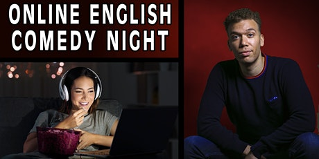 Online English Comedy Night tickets