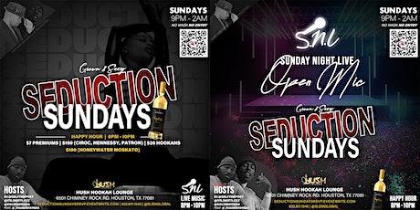 Seduction Sundays tickets