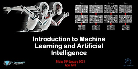 Introduction to Machine Learning and Artificial Intelligence tickets