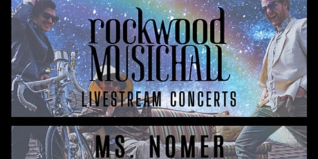 Ms. Nomer - Facebook Live - THANK YOU for your generous donation. tickets