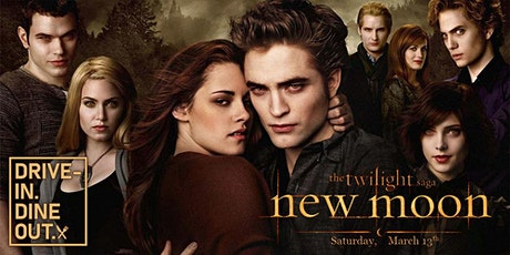 The Twilight Saga: New Moon - Drive-In at Tustin's Mess Hall Market tickets