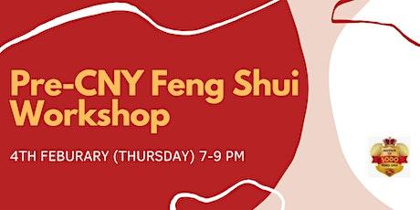 Free Feng Shui Workshop (4th Feb 2021) tickets