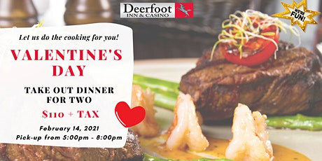 Valentines Day - Take Out Dinner For Two tickets