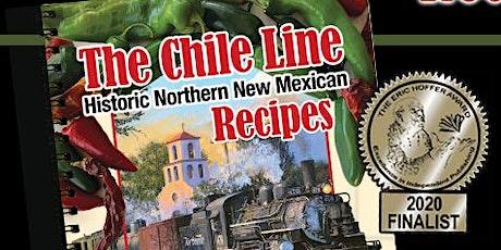 Slow Food Santa Fe Conversations: Local Author Liddie Martinez tickets