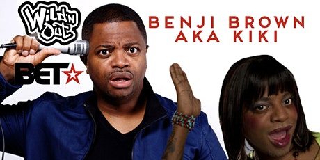 BENJI BROWN AKA KIKI tickets