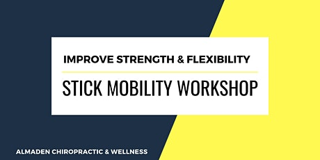 Stick Mobility Workshop tickets
