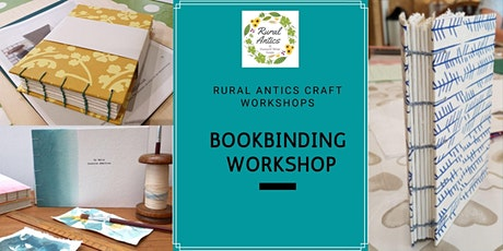 Handmade Bookbinding Workshop tickets