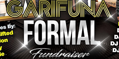 Garifuna Formal Fundraiser tickets