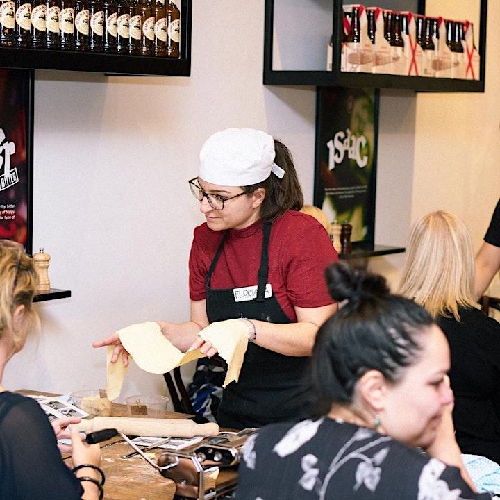 Cooking Class - Tortelloni making image
