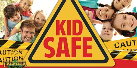 Free Kid Safe Workshop tickets