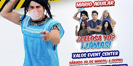 MARIO AGUILAR EN ANAHEIM tickets