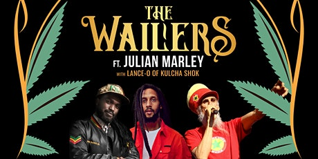 The Wailers ft. Julian Marley tickets