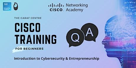 Q&A: Cisco NetAcad Training at The CARAF Centre tickets