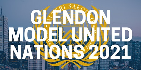 Glendon Model United Nations 2021 tickets