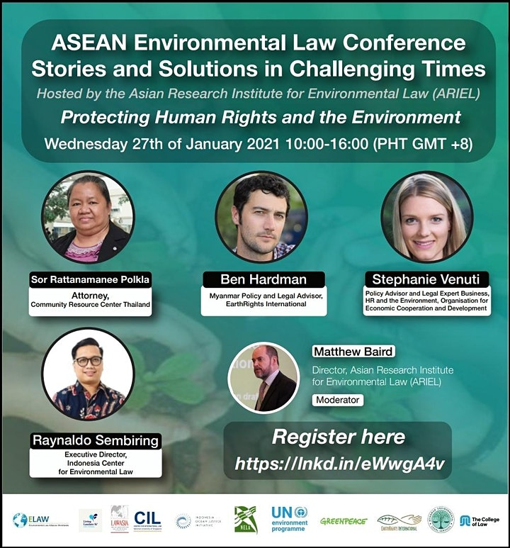 ASEAN Environmental Law Conference image