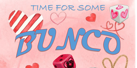 BUNCO LOVE - AT CF CHURCH tickets