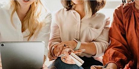 Intro to Blogging with Melissa Vera tickets