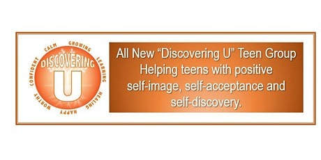 Discovering U for Teens tickets