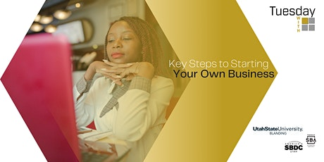 Tuesdays with Microsoft: Key Steps to Starting Your Own Business tickets