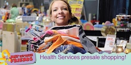 Health Services & First Responder  - Presale Pass / Spring 2021 tickets