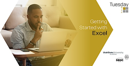 Tuesdays with Microsoft: Getting Started with Excel tickets