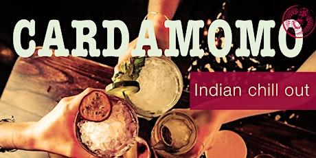 CARDAMOMO Primera edición entradas