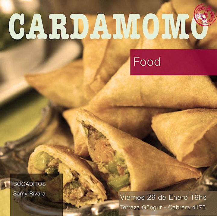 Imagen de CARDAMOMO Primera edición