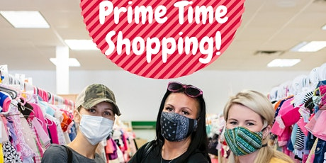Prime-Time Shopping  - Presale / Spring 2021 tickets