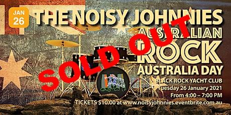 Australia Day 2021 - BRYC tickets