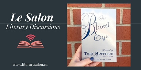 Virtual Literary Salon: 'The Bluest Eye' by Toni Morrison tickets
