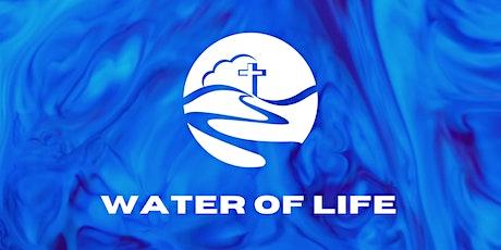 Water of Life Townsville Church Service - Jan 31 tickets