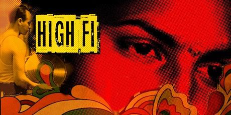 High Fi - Jazz Lounge  - Feat. Bobby Singh, & Na Moja tickets